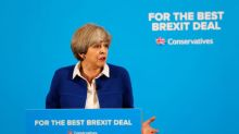 May's election lead narrowing, sixth poll since Manchester attack shows