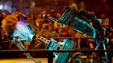 TV industry pays tribute to voice of 'Robot Wars' Stuart McDonald