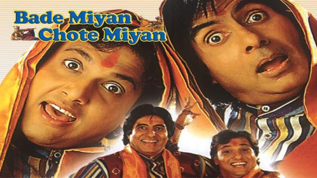 "Amitabh Bachchan And Govinda's ""Bade Miyan Chote Miyan"" Revisited"