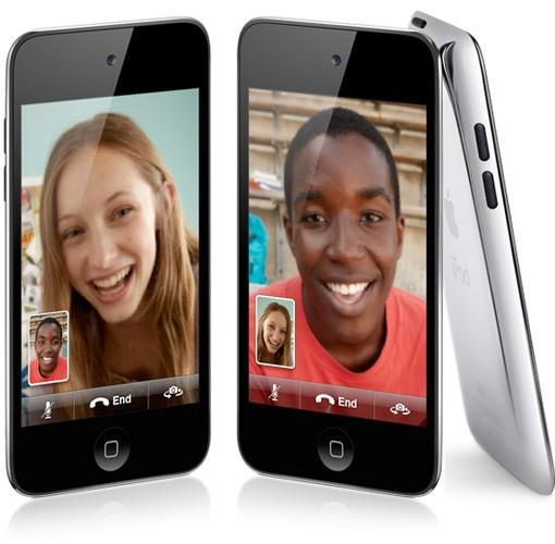 iPod touch gets revamped: retina display, FaceTime, HD video recording