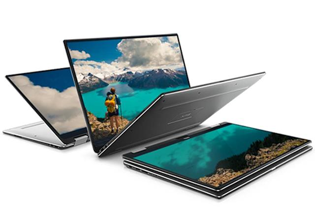 Dell preps a 2-in-1 version of its iconic XPS 13 laptop
