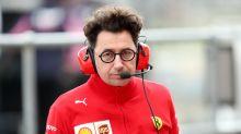 Mattia Binotto considered Ferrari future amid Scuderia struggles