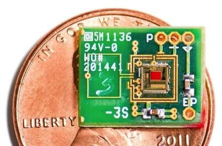 MIT ear-powered wireless sensor sustains its charge through sound