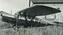 La Falena torna a Milano, l'aereo Dh80 al Museo della Scienza