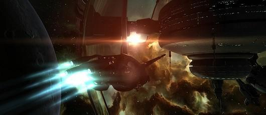 EVE players abuse faction warfare to produce trillions of ISK