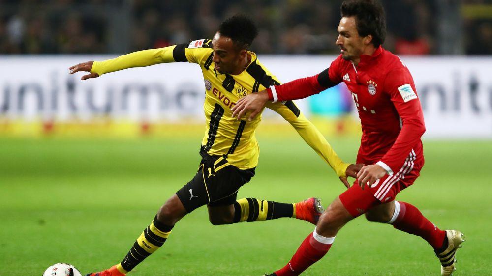 DFB-Pokal: Halbfinal-Kracher Bayern gegen Dortmund am 26. April