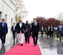 Biden's Afghan pull-out breaches deal and will trigger 'countermeasures' threaten Taliban