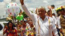 Mexican presidential front-runner vows to consult public about airport's future