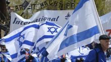 Thousands march to Aushwitz to commemorate Holocaust