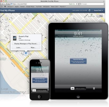 Apple's Find My iPhone / iPad service now free, doesn't require MobileMe