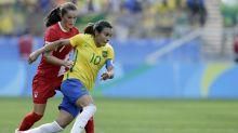 Coach says 'Marta is still Marta' as World Cup nears