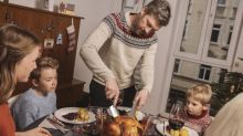 More than half of adults have ruined Christmas dinner, survey claims