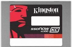 Kingston's high-performance KC100 SSD is S.M.A.R.Ter than yours