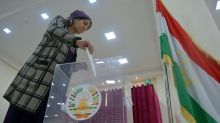 Polls close in Tajikistan vote seen as easy win for strongman