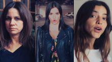Miss Bolivia reunió a varias famosas para su nuevo videoclip 'Paren de matarnos'