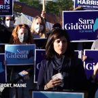 Maine race key to flipping control of U.S. Senate