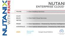 Nutanix Announces Intent to Acquire Frame