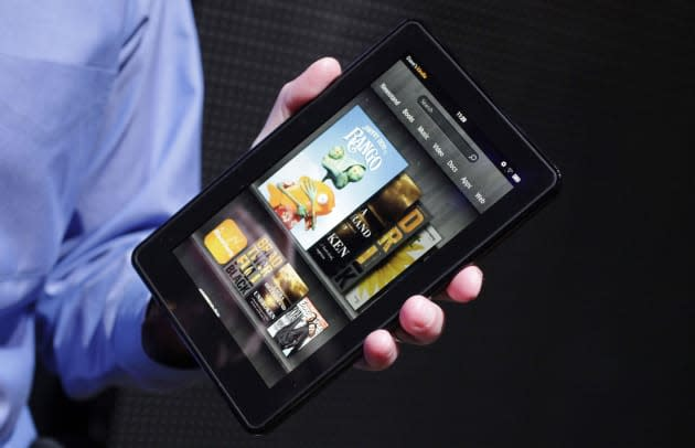 Amazon Prime Instant Video finally comes to Android tablets