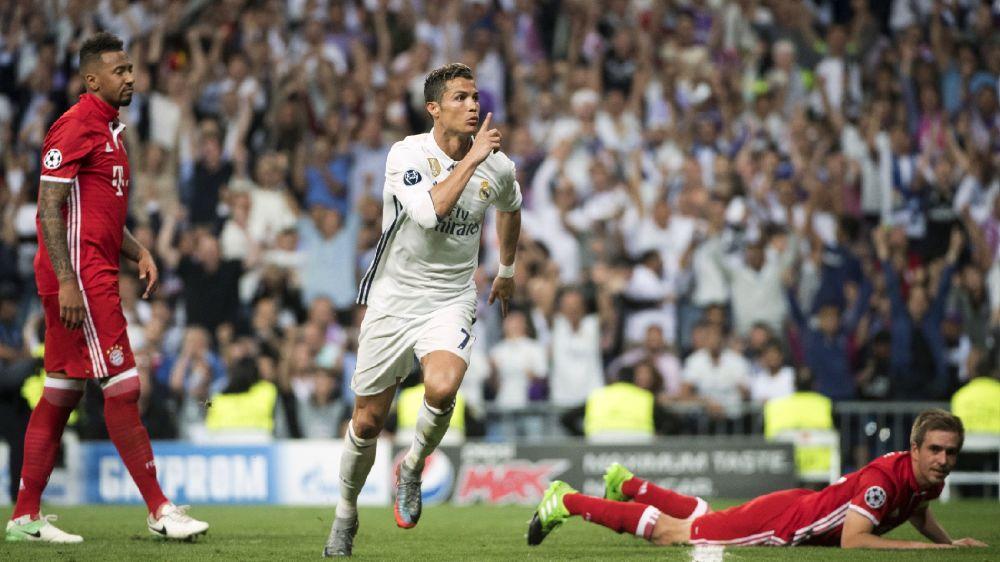 Real Madrid-Bayern Monaco 4-2: Ancelotti sfiora l'impresa, Ronaldo vale la semifinale