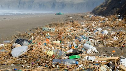 Brussels launches first EU-wide strategy to fight plastic waste