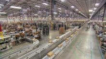 Amazon takes on FedEX and UPS
