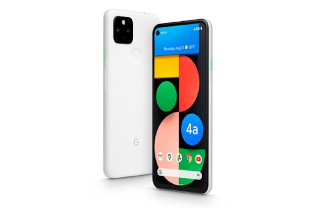 Verizon's mmWave version of the Pixel 4a 5G costs $100 extra