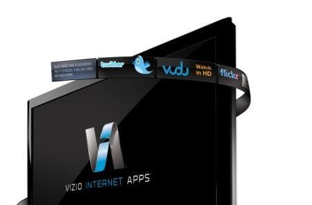 VIZIO XVT HDTVs with LEDs, WiFi, apps & Bluetooth ready to ship