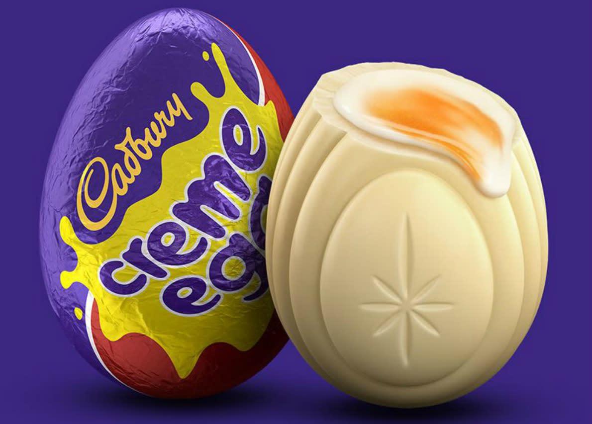 cadburys creme egg announcement - HD1190×853