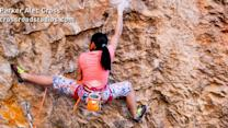 14-Year-Old Spider Girl Fearlessly Climbs to the Top
