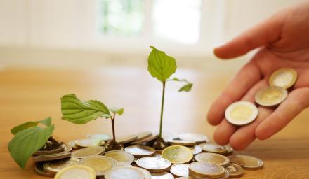 投資自己 才能讓幼苗長成大樹?!