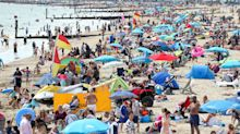Britain to feel like 44C as mini-heatwave and high humidity bring sticky weather