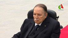 Algeria's ailing Bouteflika makes first appearance in month