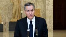 Primeiro-ministro libanês designado renuncia à formação de governo
