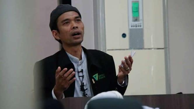 Ustaz Abdul Somad Jelaskan Tata Cara Salat Idul Fitri ...