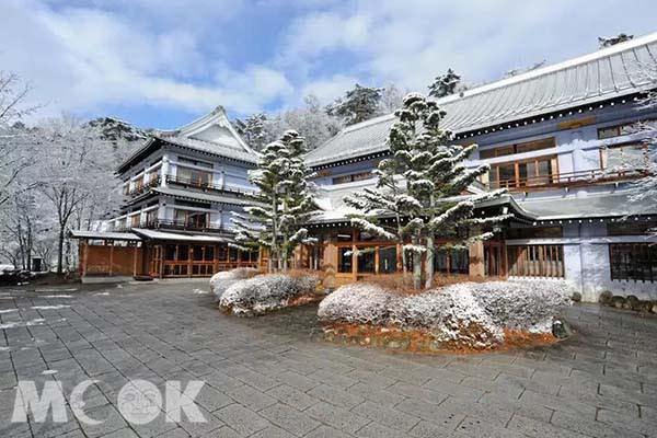 草津飯店。(圖/Hotels.com,以下同)