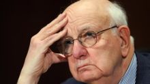 Paul Volcker, US Fed chief under Carter and Reagan, dies at 92