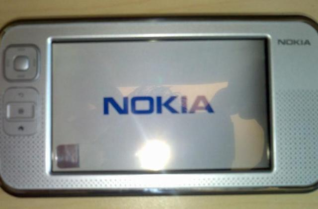 Nokia 870 surfaces in the wild?