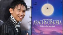 """James Wan spins new remake of horror comedy, """"Arachnophobia"""""""