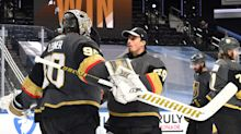 Four ways Golden Knights can resolve goalie situation