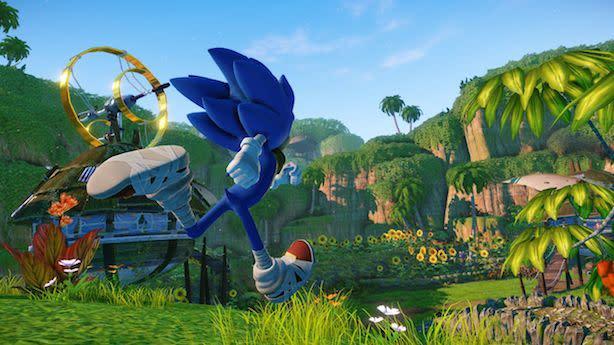 Sega's E3 lineup includes aliens, blue hedgehogs, virtual divas