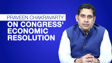 Top Takeaways From Praveen Chakravarty's Interview On The Congress' Plenary Session