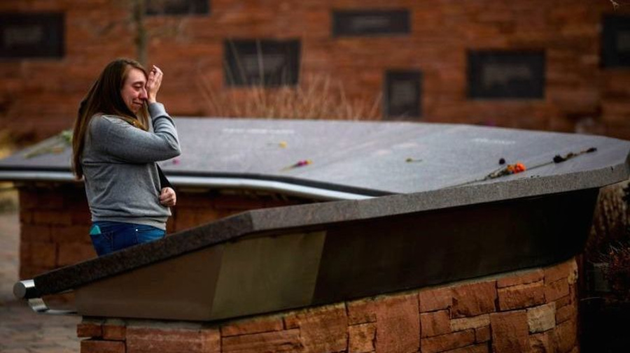 Columbine survivors seek 'new normal', 20 years on