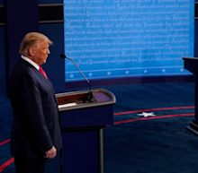 Presidential debate summary: Biden lands repeated blows on conspiracy-focused Trump in final showdown