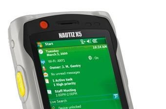 The Nautiz X5 is the smartphone for your rough and tumble user on the go