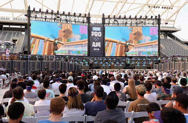 The first 'Fortnite' World Cup kicks off April 13th