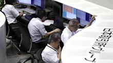 Asia markets mixed ahead of China trade data as euro holds onto post-ECB gains