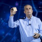 Intel CEO abruptly resigns; Spotify shares jump; Nike downgraded; Kroger soars on earnings beat