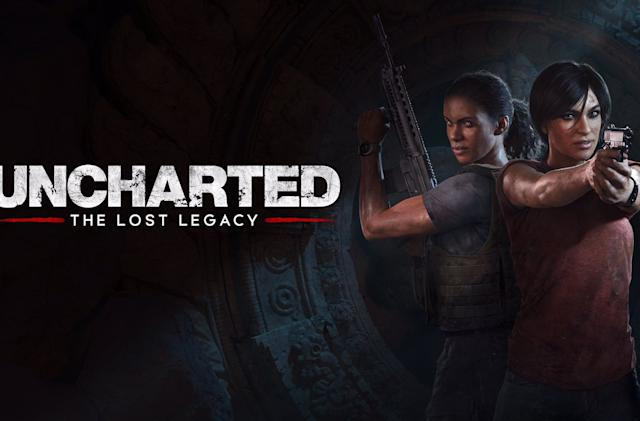 'Uncharted' is back on PS4 with 'The Lost Legacy'