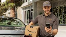 Amazon can deliver packages to the inside of your car