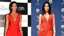 Padma Lakshmi recycled her Emmys dress because it deserves 'to be worn again and treasured'